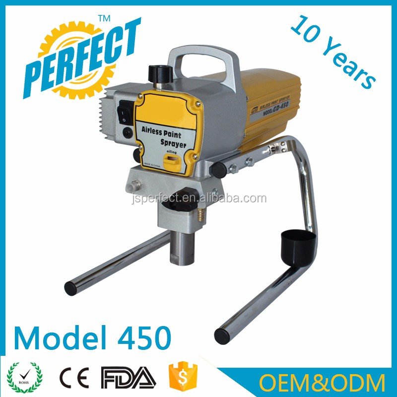 Best Electric Automatic Power Strong Paint Strong Strong Sprayer