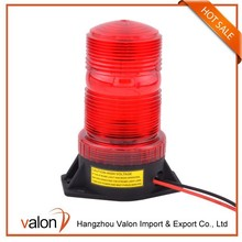 Small red strobe light