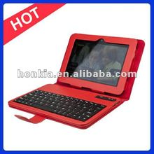 Newest Leather Case Detachabl Bluetooth Keyboard for Kindle Fire HD 7