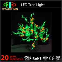 new design hot selling excellent cheap home decorative led tree light