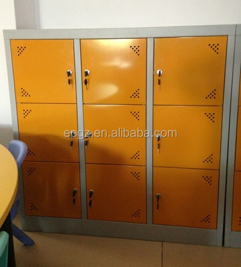 Teen Home Storage Kids Locker Closet Organizer,Steel Locker Storage Units for Kids