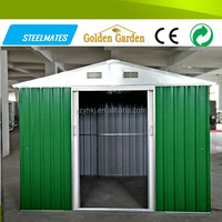 BESTquality garden metal assembled houses