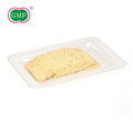 Top grade small disposable biscuit candy plastic tray for food