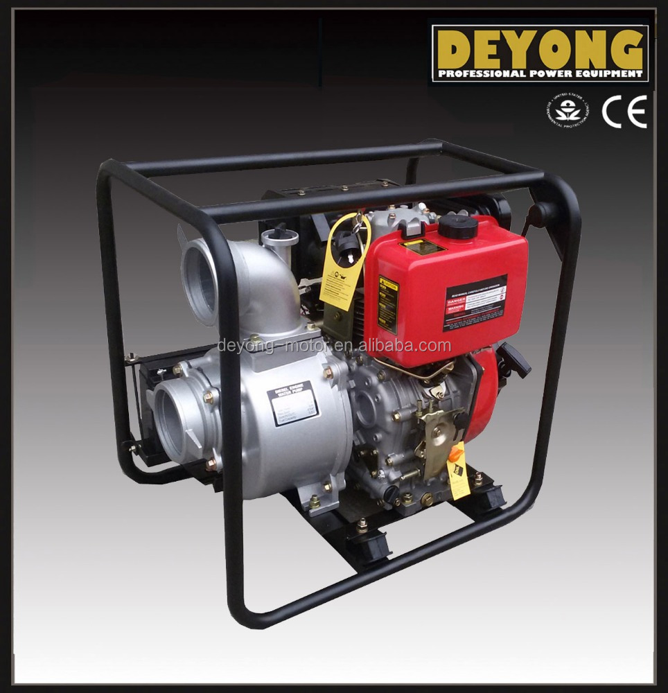 Chinese <strong>diesel</strong> water pump/electric <strong>diesel</strong> water pump