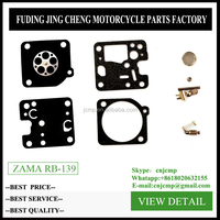 Zama RB-139 Carburetor Repair Rebuild Kit Fits Echo Trimmers