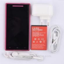 low price 3g mobile phone with mtk6572 dual core 1.2ghz 3g 4.5inch 2014 new product catee ct100 smart phone