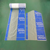 plastic dry cleaning bag in roll