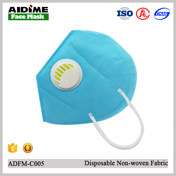 Medical anti pollution children disposable gas mask