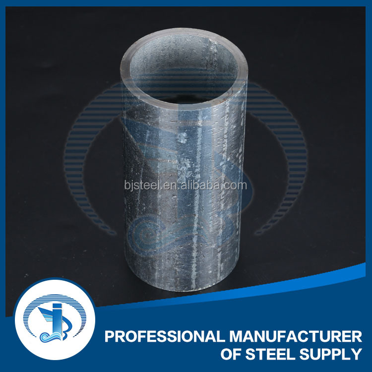 Dn25 round shape bridge use galvanized steel pipe structure pipe in steel pipes
