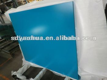 Ceramic Printed Silk screen Glass used for splash back