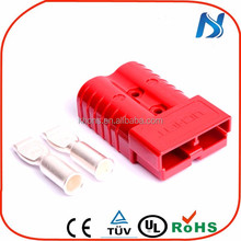 quick disconnect coupling UCHEN battery connector 2 pin power connector SC50,SC175,SC350