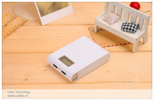 hot selling power bank lcd portable mobile power bank 60000mah