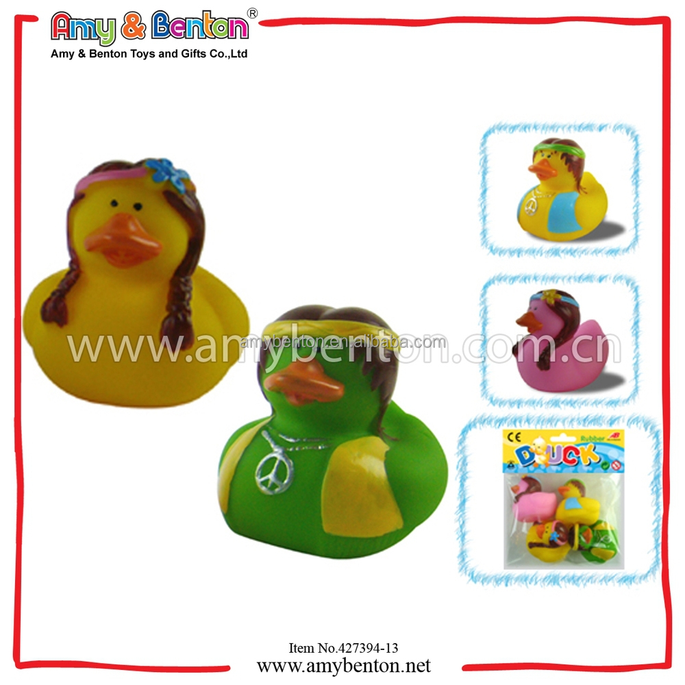 Promotion Baby Shower Ideas Indian Girls Duck Rubber Shower Toys