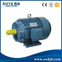 Y2 Series Three Phase Air Compressor Electric Motor