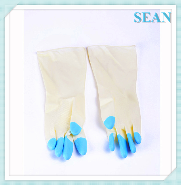Professional Factory Custom shoulder length rubber gloves for promotion