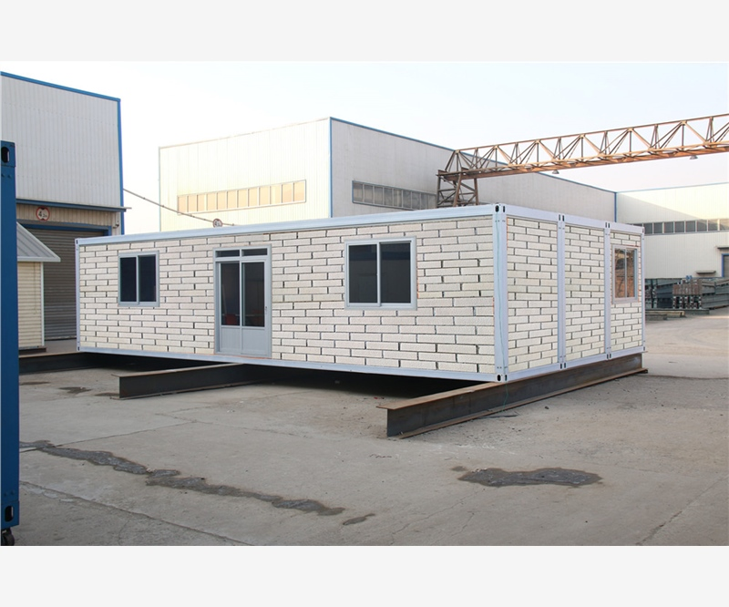 Modern Steel Prefab Poland india 40ft high cube container