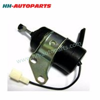 052600-4531 diesel fuel shut off solenoid valves 12V, 16851-60014 engine stop solenoid for Kubota