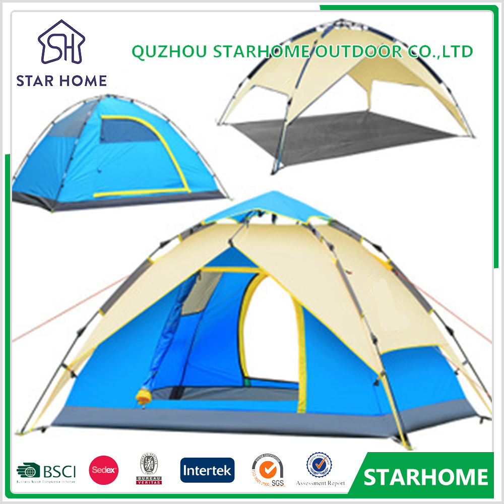Advertising Activity double layer camping tent camping cot tent dome camping tent
