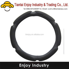 Hand-sewing Genuine Leather DIY fine leather car steering wheel handle cover