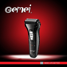 New professional washable Gemei shaver for men electric Gemei brand