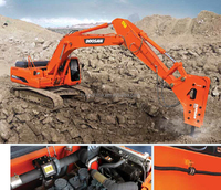 Brand new High quality and low price DOOSAN 30 ton import excavator