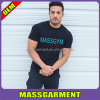 GYM BODYBUILDING FIGHTING T-Shirt WORKOUT CLOTHING TRAINING T SHIRTS FOR MAN