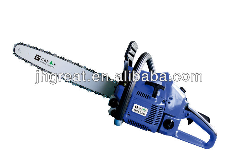 big chain saws 62cc