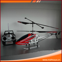 New item 70cm remote control model 3.5ch metal alloy rc helicopter with gyro