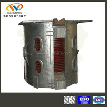 Alloy Elements Electric Magnetic Induction Melting Furnace Manufacturer