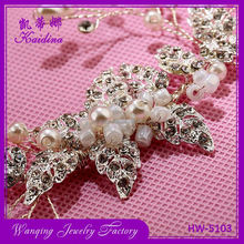 New selling multifunction bridal metal hair jewelry