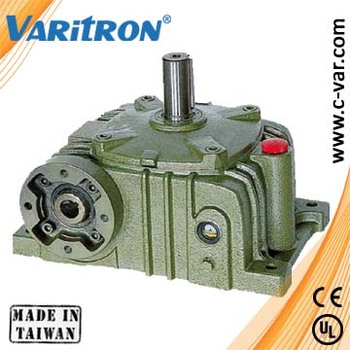 Wmp Worm Gear Speed Reducer Gearbox For Hydraulic Motor