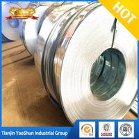 Slit Edge/Mill Edge Strip galvaized/ gi strip price list
