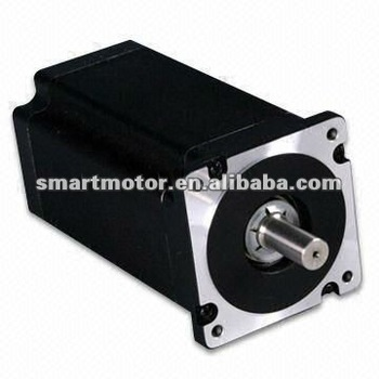 Nema 34 step motor size 86mm step motor buy step motor for Stepper motor step size
