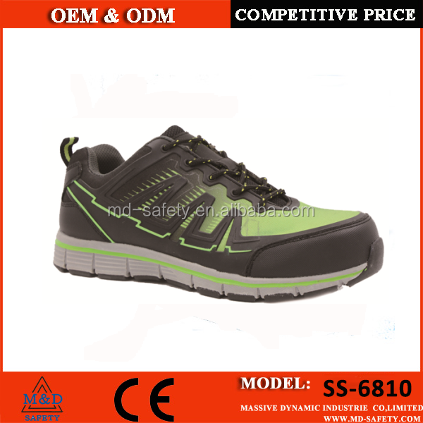 CE industrial deltaplus safety shoes for foot protection