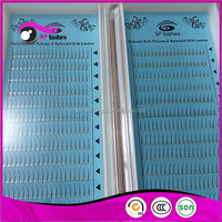 Hot Sale 8mm -15mm Mixed 2D - 5D False Lashes Extensions Volume Synthetic Eyelashes