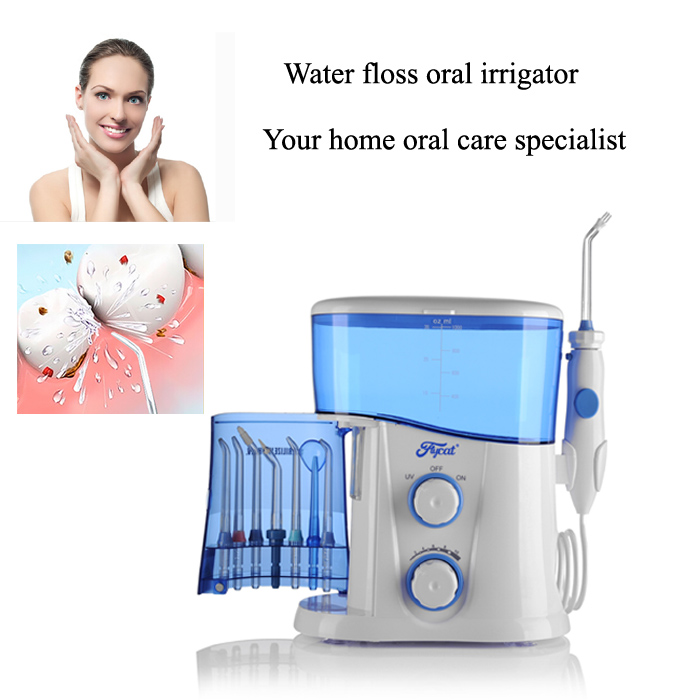 Teeth whitening kit mouth wash dental supplies mouth guard high demand products UV water dental flosser