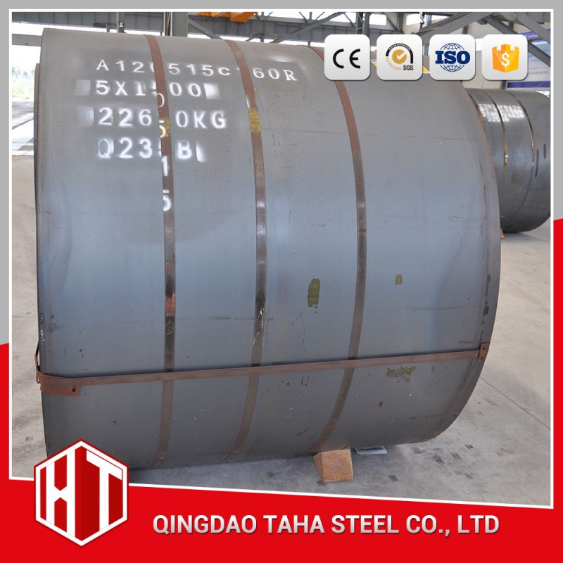 Tensile Strength Hrc Ss400/Hot Rolled Ms Steel Strip Coil St37