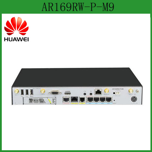 Original Huawei AR169RW-P-M9 1 x GE and 1 x VDSL2 wifi router