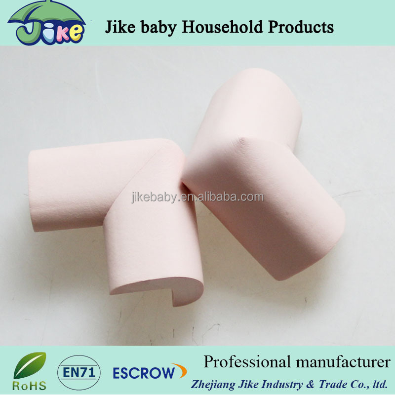 colorful home safety products for kids safety Baby proof Safety Table Desk Edge Protector