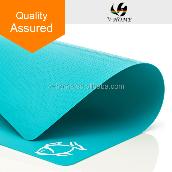 New Product Kitchen utensils CounterArt Flexible Cutting Mat with food icon