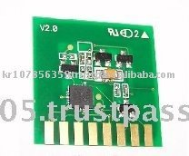 toner and drum chip for Xerox Phaser 5500 and 5550 printer.