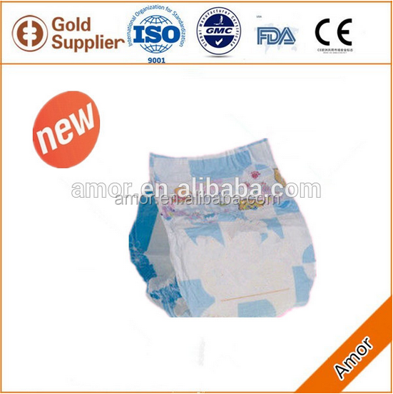 China wholesale nappy Baby Diapers Made for Germany marketing