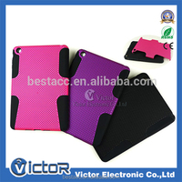 China factory Tablet PC mesh cover for ipad mini/mini 2