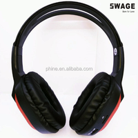 Private mould headphones without wire bluetooth headbandheadphone jack magnetic card reader headphones with mic PH-9939
