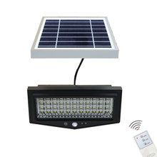 16 LED Solar Motion Sensor Light,Wireless LED Garden Security Home Light