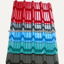 Corrugated Galvanized Zinc Roof Sheets/Antique Metal Roof Tiles
