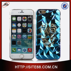 China mobile phone accesories manufacturer fancy mobile phone cover for iPhone 6