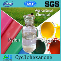 Cyclohexanone( CAS: 108-94-1) with 99.8% min purity and low price