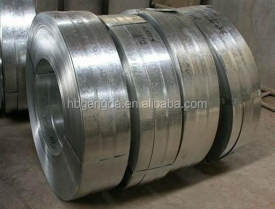 Cold rolled Q195 hot dipped galvanized steel coil for roofing