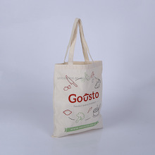 coca cola audit factory cotton canvas food gather bag